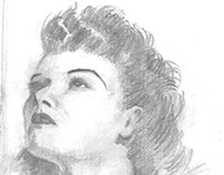 STUDYING ANDREW LOOMIS  PORTRAIT BOOK