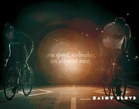 one speed, no brakes ad campaign