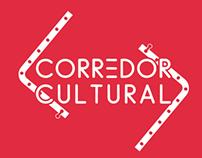 Corredor Cultural - Identidade Visual