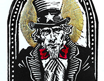 I Have to Praise You Like I Should: Uncle Sam Icon