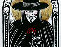I Have to Praise You Like I Should: Guy Fawkes Icon