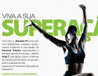 Anúncio Absolute Fit