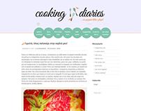 Cooking Diaries