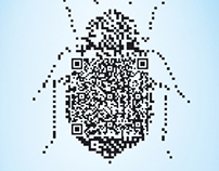 Insect QR Code Bayer