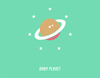 Baby Planet concept Work