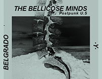 FLYER: Bellicose Minds | Belgrado | ·Y·