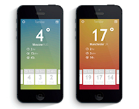Autumn weather app