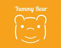 Yummy bear
