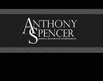 Branding for Anthony Spencer (Refurbishments)