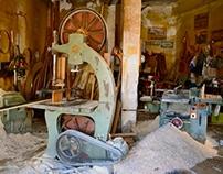 Nikosia (Lefkosa) - Carpenter Workshop