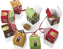 Caramel Box Garland