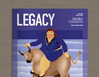 Legacy Issue Three