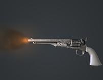 Revovler Shooting
