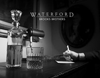 Waterford Crystal for Brooks Brothers
