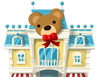 Zynga CoasterVille theme park design