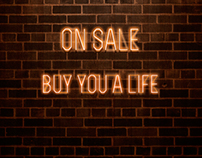 On Sale Buy A Life