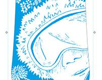 SIGNAL snowboard design contest . My proposal