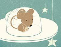 Ratón espacial