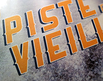 Verglas 98 poster
