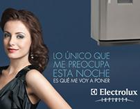 Electrolux Facebook-tab