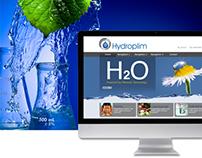 Hydroplim Branding