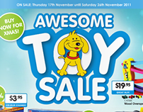 Awesome Toy Sale