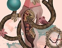 Árbol / collage