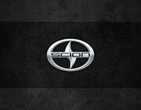 CREATIVE PITCH FOR SCION ALL-NEW AUTO SHOW EXPERIENCE