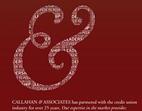 Print Ads - Callahan & Associates