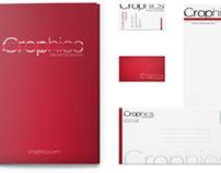 Crophics Identity Design