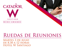 Avisos Evento Catador 2012