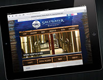 Saltwater Brewery Website