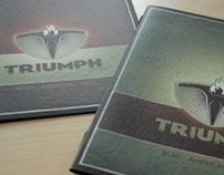 Triumph Grill Menu