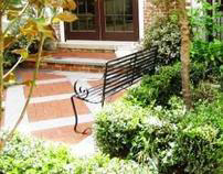 mw design group llc Pine Street Philadelphia garden