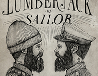 Lumberjack vs Sailor