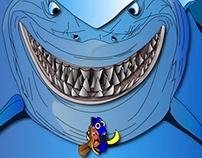 Fish R Friends Not Food