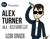Alex Band Guy