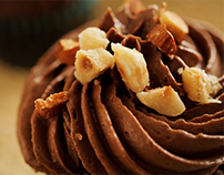 Chocolate cupcakes by buttersideup