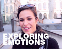 Exploring emotions 12 Cities/12 Questions/12 Months