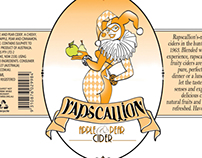 Rapscallion Cider Label