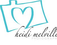Heidi Melville Photography Logo