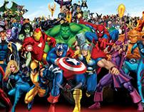 Vídeo em tributo aos Heróis