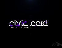 CivicCard