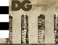 DG Magazine Cover 2013