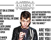 R U MINE Lyrics