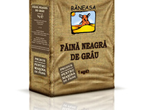 FAINA NEAGRA DE GRAU / DARK WHEAT FLOUR