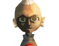 character design / visual development