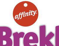 BREKKIES, de Affinity