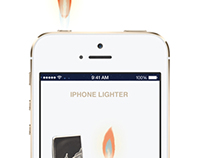 The iPhone Lighter App