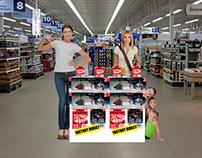 Extreme RC Super Market Displays